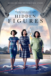 Hidden Figures a book and movie about black women computers at NASA