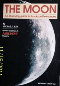 The Moon An observing guide for backyard telescopes